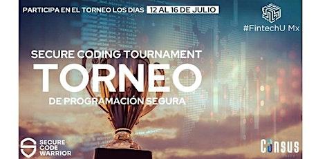 1er. Torneo LATAM en Ciberseguridad entradas