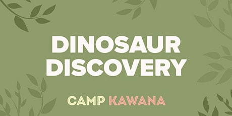 Dinosaur Discovery tickets