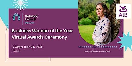 2021  Network Ireland West Cork Business Women of the Year Awards tickets