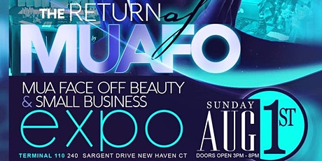 MUA Face Off beauty and small business expo tickets