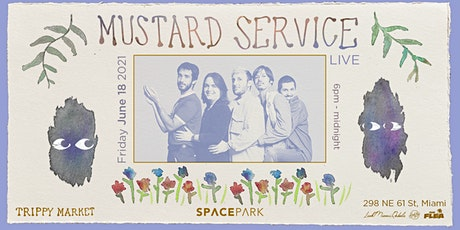 Trippy Market Friday Feat.  Mustard Service (Live) tickets