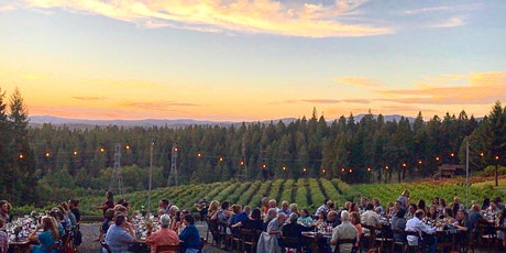 2021 Apple Hill Growers Farm to Fork tickets