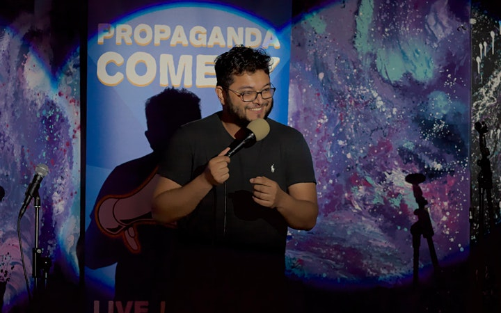 4th of July - English Stand Up Comedy Special - Propaganda Comedy image