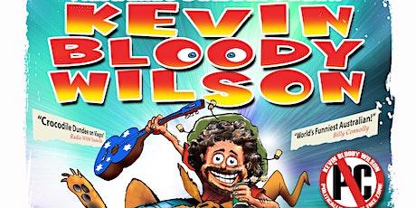 Kevin Bloody Wilson  F.U.P.C World Tour R18+ tickets