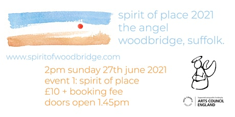 Spirit of Place 2021 - Sunday June 27 - Spirit of Place tickets