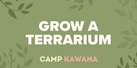 Grow A Terrarium tickets