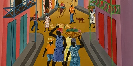 The Richness  of Haiti Pop Up Exhibition tickets
