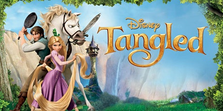 Movie - Tangled tickets