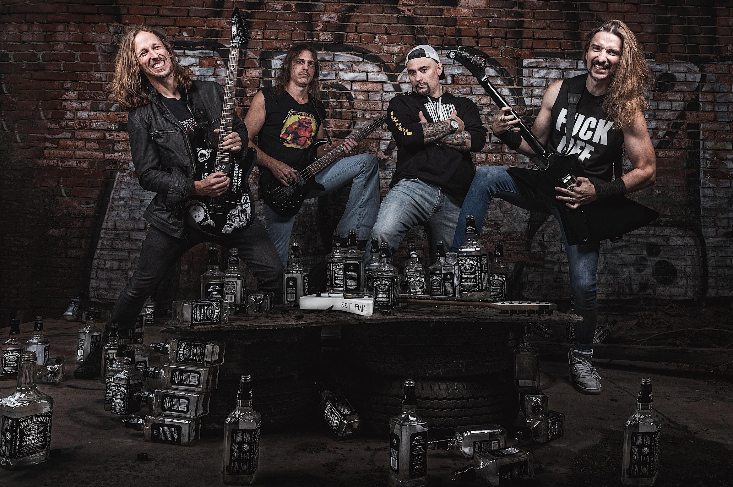 The Four Horsemen - Metallica Tribute