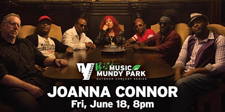 JOANNA CONNOR - Music in Mundy Park Outdoor Concert tickets