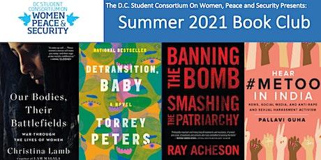 Summer 2021 Book Club tickets