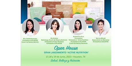 Open House - Centro de Experiencia y Bienestar USANA tickets