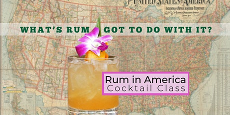 Rum in America Cocktail Class at Hogwash Whiskey Den tickets