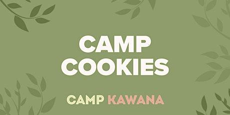 Camp Cookies tickets