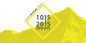 Sourcing Journal Summit 2015