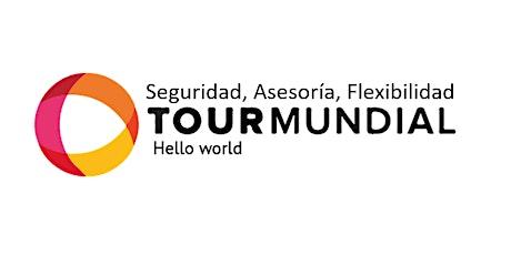 WEBINAR CIRCUITOS DEL MUNDO - TOURMUNDIAL ingressos