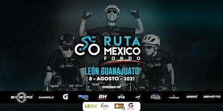 RUTA MÉXICO FONDO 2021 boletos