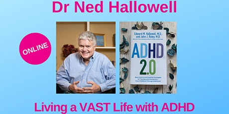Dr Ned Hallowell tickets