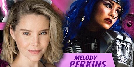 Melody Perkins Astronema, Pink Galaxy Ranger tickets
