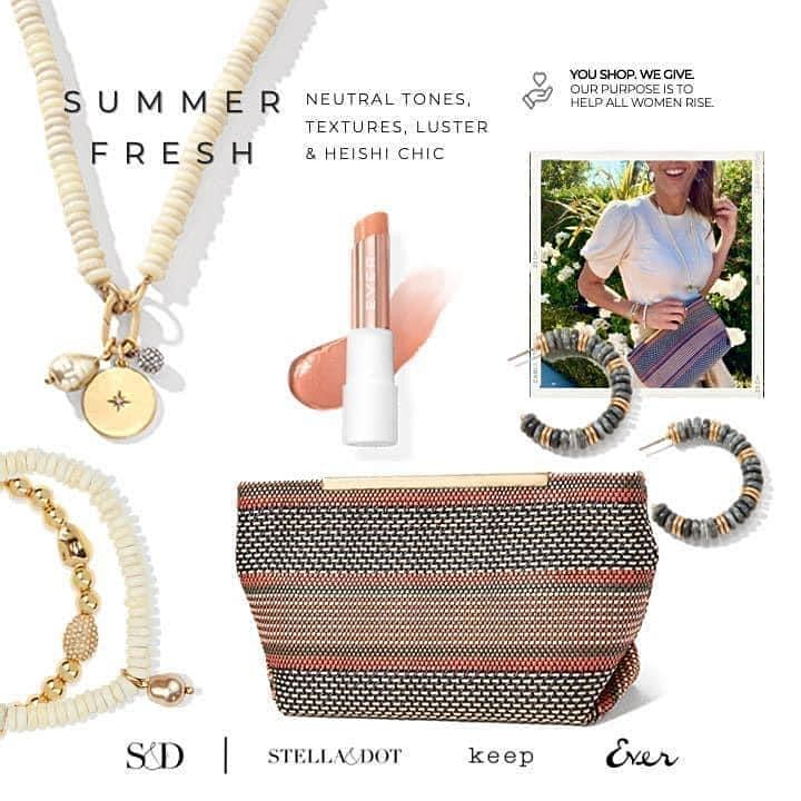 Andrea's Stella & Dot Summer Sizzle - Session #1 image