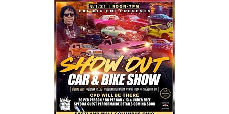 SHOW OUT CAR /TRUCK/ BIKE SHOW tickets