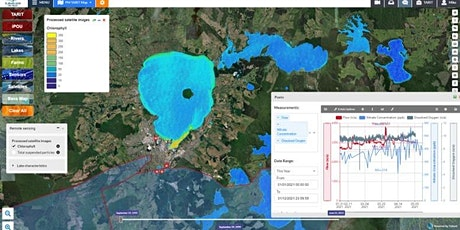 Democratising GIS Data to Solve Aotearoa's Freshwater Challenge tickets