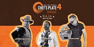 Transportation Chef's Plate - Baja Edition