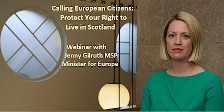 EU citizens: Protect Your Rights to Live in Scotland tickets