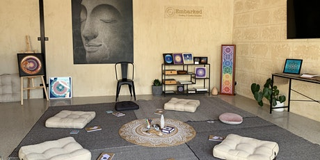 Connection Circle Meditation Evening - August tickets