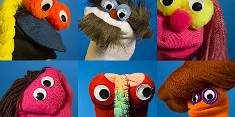 Maker Night: Sock Puppets with Mimi Haddon tickets