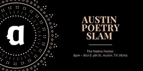 Austin Poetry Slam Workshop Series feat. Addy Lugo tickets