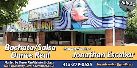 Bachata/Salsa Dance Real SacTown tickets