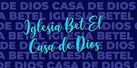 Iglesia Centro - Reunión General 2021 entradas