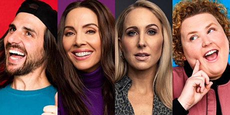 Whitney Cummings, Nikki Glaser, Fortune Feimster, Craig Conant Comedy Show tickets