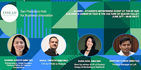 Building a Career in Tech and the Culture of Silicon Valley tickets