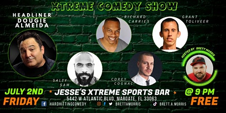 XTREME COMEDY SHOW tickets