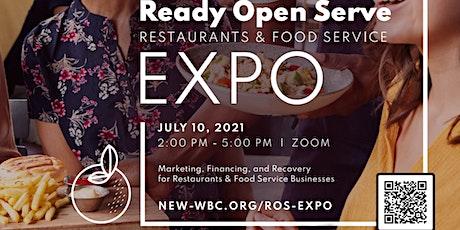 Restaurant Food Service Expo tickets