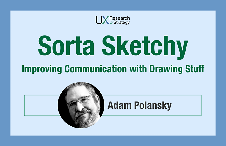 Session 2 -  Sorta Sketchy: Improving Communication with Visual Language image