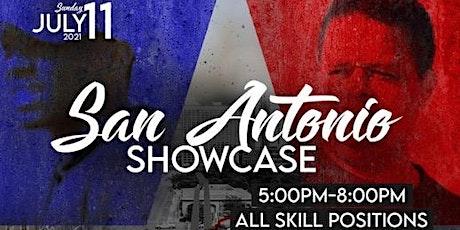 San Antonio Showcase tickets
