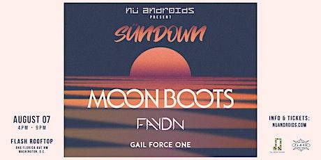 SünDown: Moon Boots (21+) tickets