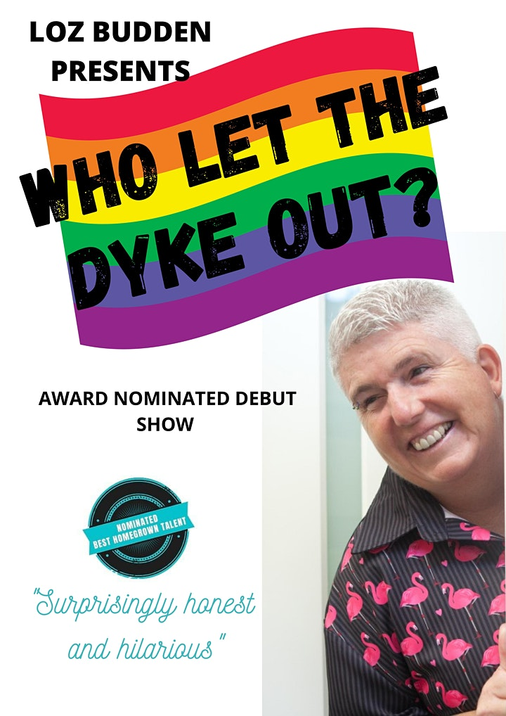 Who Let the Dyke Out? image
