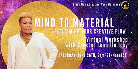 From Mind To Material: Reclaiming Your Creative Flow tickets