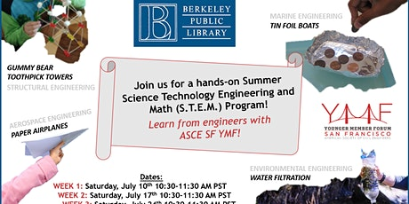 Engineers in Training Workshop for Kids - session 4 tickets