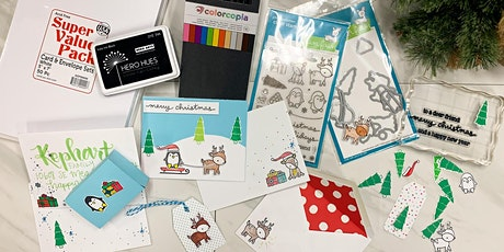 Christmas in July Card Making- Kahului, Maui tickets