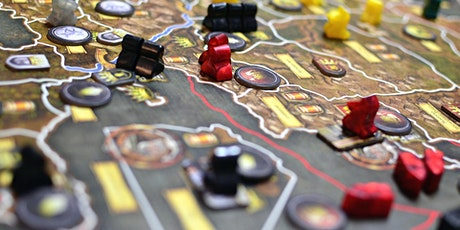 DIY Board Games @ Manning Library tickets