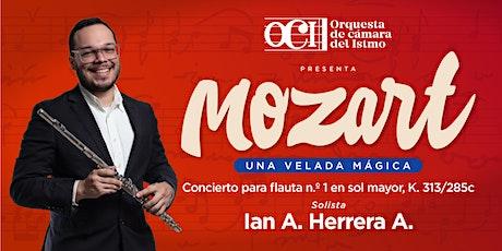"""""""Mozart, Una velada mágica"""" entradas"""