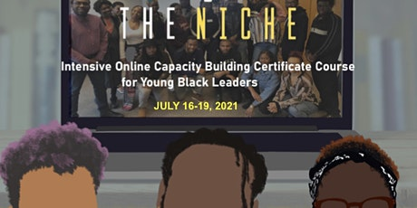 Intensive Online Certificate Course for Young Black Leaders tickets