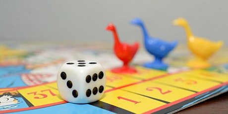 DIY Board Games @ South Perth Library tickets