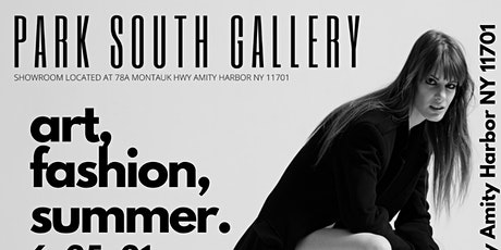 Runway Fashion Show and Art Exhibit Park South Gallery tickets