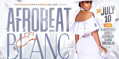 Afrobeat en Blanc {An All White Party Experience} tickets